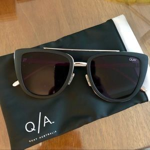 Quay Australia- French Kiss Sunglasses